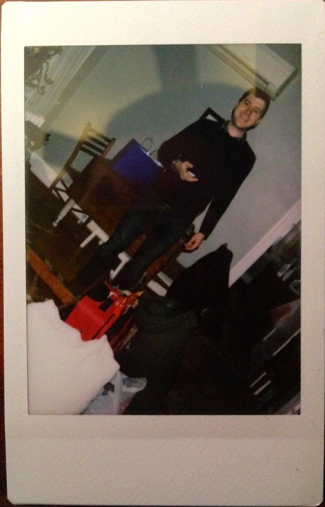 Jay leaves for his band tour (64/365) @ohsosplendid // ohsosplendid.com